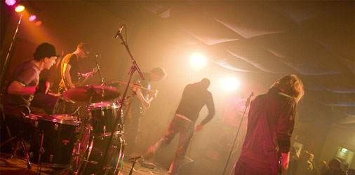 Band begeleiding